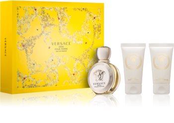 Versace Eros Pour Femme coffret III. para mulheres