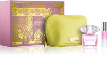 Versace Bright Crystal Gift Set IX.