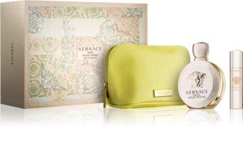 Versace Eros Pour Femme Coffret Cadeau Xiv Notinobe