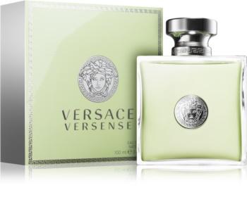 Versace Versense eau de toilette pour femme 100 ml