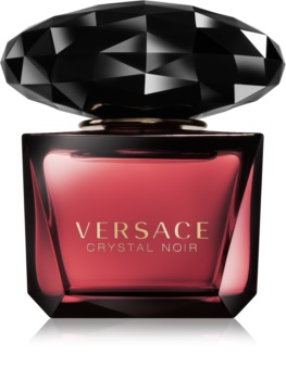 Versace Crystal Noir eau de toilette hölgyeknek