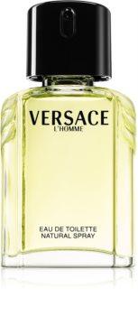 Versace L'Homme eau de toilette per uomo 100 ml