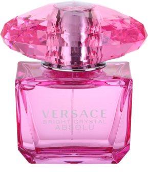 Versace Bright Crystal Absolu woda perfumowana tester dla kobiet 90 ml
