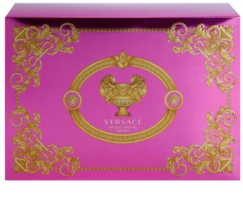 Versace Bright Crystal Absolu coffret cadeau VIII.