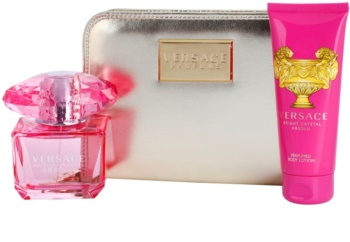 Versace Bright Crystal Absolu Gift Set VIII.