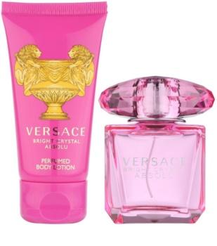 Versace Bright Crystal Absolu coffret cadeau IX.