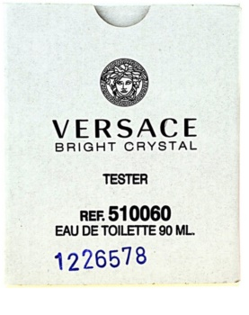 Versace Bright Crystal toaletní voda tester pro ženy 90 ml