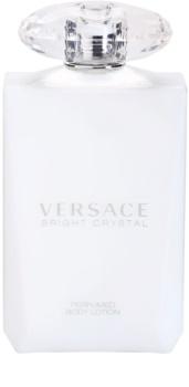 Versace Bright Crystal lapte de corp pentru femei 200 ml