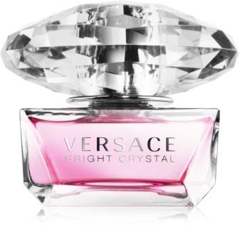 Versace Bright Crystal Deo met verstuiver voor Vrouwen  50 ml