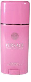 Versace Bright Crystal desodorante en barra para mujer 50 ml