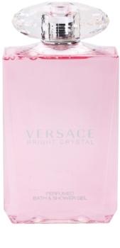 Versace Bright Crystal gel douche pour femme 200 ml