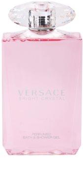 Versace Bright Crystal żel pod prysznic dla kobiet 200 ml