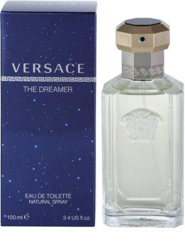 Versace The Dreamer Eau de Toilette für Herren 100 ml