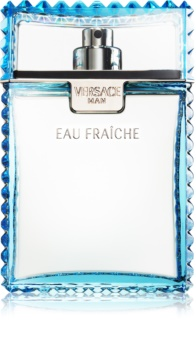 Versace Man Eau Fraîche Eau de Toilette voor Mannen 100 ml