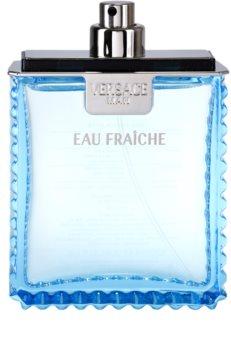 Versace Man Eau Fraîche toaletná voda tester pre mužov 100 ml