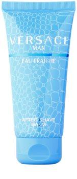 Versace Man Eau Fraîche After Shave Balm for Men 75 ml