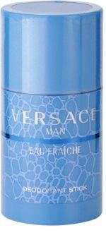 Versace Man Eau Fraîche dédorant stick pour homme 75 ml (sans emballage)
