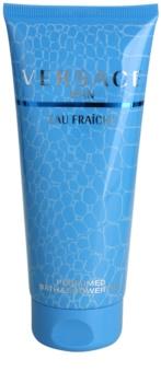 Versace Man Eau Fraîche sprchový gél pre mužov 200 ml