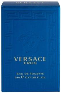 Versace Eros woda toaletowa tester dla mężczyzn 5 ml