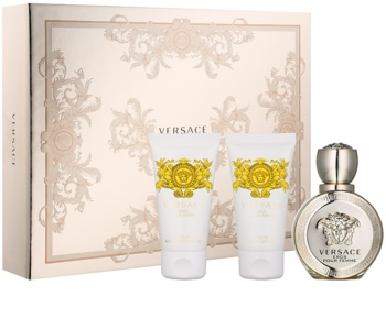 Versace Eros Pour Femme zestaw upominkowy VII.