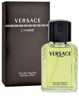 Versace L´Homme Eau de Toilette für Herren 30 ml