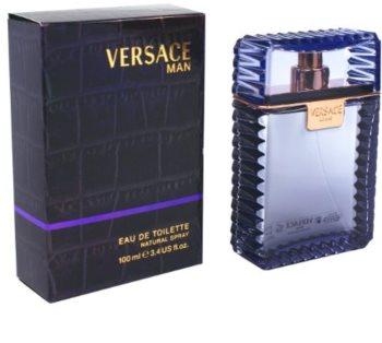 Versace Man Eau de Toilette voor Mannen 100 ml