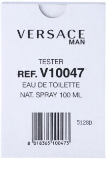 Versace Man woda toaletowa tester dla mężczyzn 100 ml