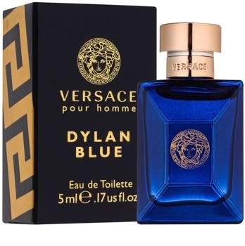 Versace Dylan Blue Pour Homme toaletná voda tester pre mužov 5 ml