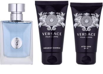 Versace Pour Homme Geschenkset XVII.