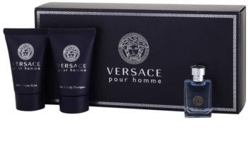 Versace Pour Homme dárková sada IX.