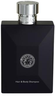 Versace Pour Homme tusfürdő férfiaknak 250 ml