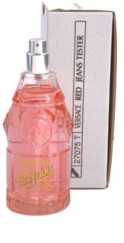 Versace Jeans Red eau de toilette teszter nőknek 75 ml