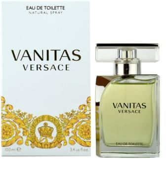 Versace Vanitas eau de toilette pour femme 100 ml