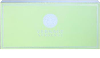 Versace Versense zestaw upominkowy tester dla kobiet 3 szt.