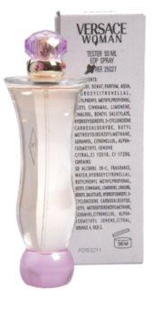 Versace Woman eau de parfum teszter nőknek 50 ml