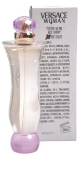 Versace Woman Parfumovaná voda tester pre ženy 50 ml