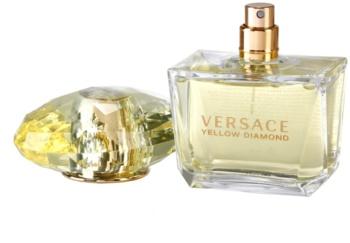Versace Yellow Diamond woda toaletowa tester dla kobiet 90 ml