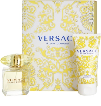 Versace Yellow Diamond Gift Set II.