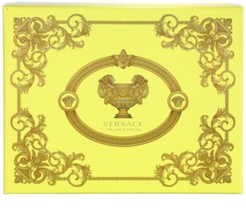 Versace Yellow Diamond dárková sada IV.