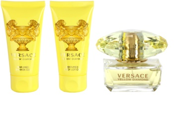 Versace Yellow Diamond Gift Set IV.