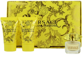 Versace Yellow Diamond Gift Set V.