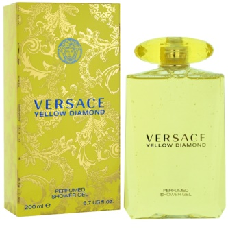 Versace Yellow Diamond sprchový gel pro ženy 200 ml