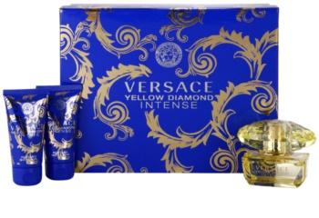 Versace Yellow Diamond Intense ajándékszett II.