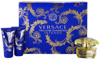 Versace Yellow Diamond Intense coffret II.