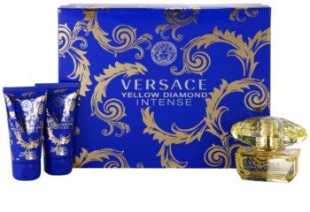 Versace Yellow Diamond Intense Gift Set II.