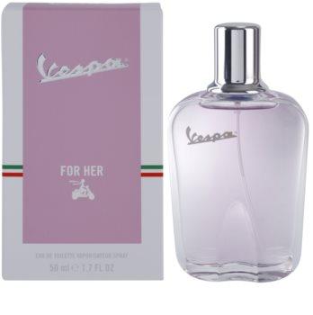 Vespa For Her eau de toilette nőknek 50 ml