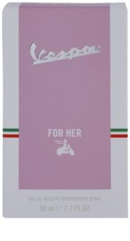 Vespa For Her Eau de Toilette para mulheres 50 ml