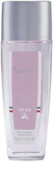 Vespa For Her deodorant s rozprašovačom pre ženy 75 ml