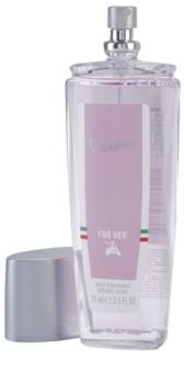 Vespa For Her déodorant avec vaporisateur pour femme 75 ml
