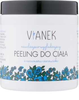 Vianek Moisturising Smoothing Body Scrub With Moisturizing Effect